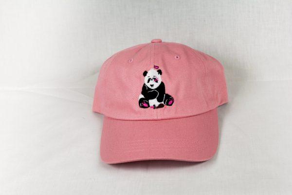 BW PANDA PINK DAD HAT