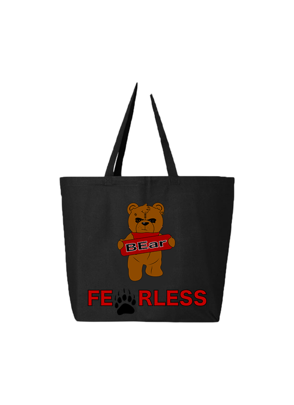 BW FEARLESS TOTE BAG