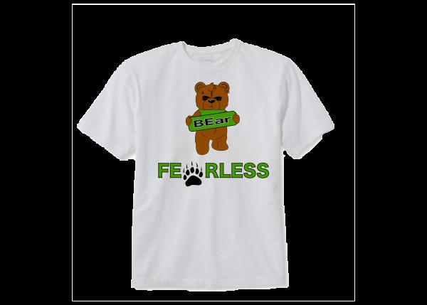 BW FEARLESS BEAR